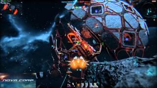 Star Conflict   Nova    полет на Desert Eagle