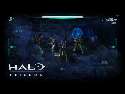 Halo: Reach Friends (Dayfall Edition) (Halo: Reach Campaign + Halo 5 Customs)