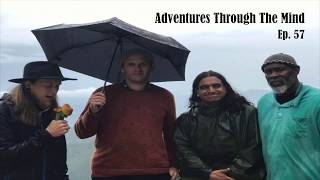 Eating Wild Psychedelic Mushrooms In Mexico | Dr. Gerry, Kilindi Iyi, Julian Palmer, and James Jesso