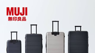 MUJI Luggage Review | The Minimal 'No Brand' Suitcase