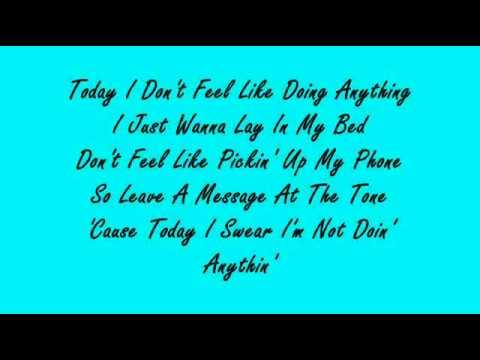 bruno-mars-the-lazy-song-rene-lyrics-+-ringtone-download