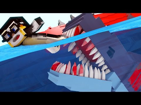 Jaws Movie - Shark Attack Investigation! (Minecraft Roleplay) #2 from YouTube · Duration:  15 minutes 51 seconds