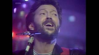 """ERIC CLAPTON - """"Behind The Mask"""" (HD) 1987"""