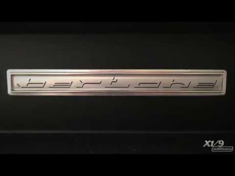 Abarth X1/9 Stradale Prototipo teaser 4