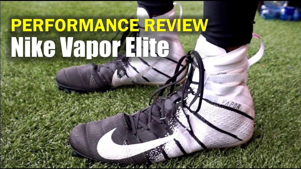 NIKE Vapor Untouchable 3 ELITE Cleats Performance Review