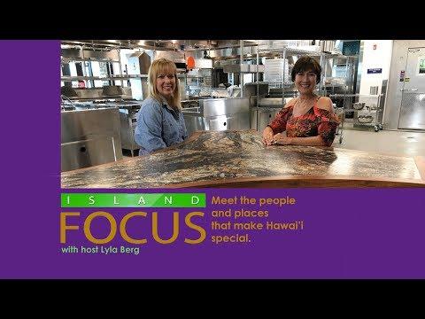 Island Focus – Episode 24, Kapi'olani Culinary Institute of the Pacific (Part 2)