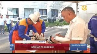 В «Казахтелекоме» продемонстрировали современные технологии монтажа оптоволокна