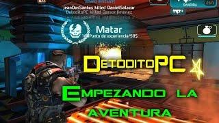 Shadowgun deadzone Empezando la aventura | Gameplay español