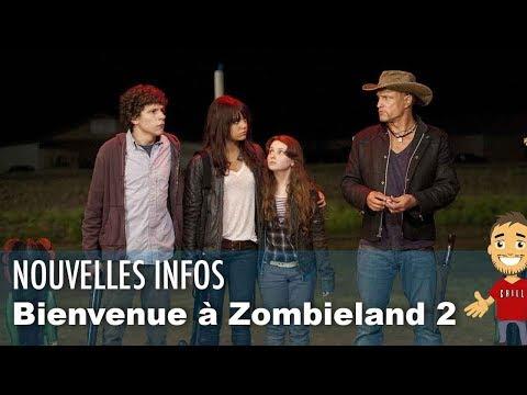 Des INFORMATIONS sur BIENVENUE à ZOMBIELAND 2 !