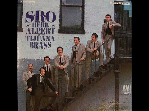 """""""1966"""" """"S.R.O."""" L.P., Herb Alpert & the Tijuana Brass (Pristine Vinyl Cut)"""