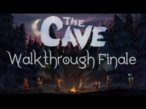 The Cave: Walkthrough - Part 7: The Final Part