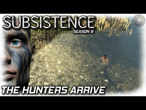Subsistence | The Hunters Are Coming | EP6 | Live Stream Subsistence Gameplay