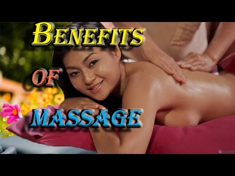 Seven  most Popular  Types Of Massages