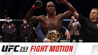 UFC 253: Fight Motion