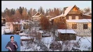 18 11 2016 ТК Моя Удмуртия. Репортаж о строительстве дома на земле купленной в снт.
