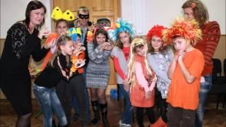 """Прикол-ролик вечеринки """"Оранжевая радость"""" лагерь ПриколКампания"""