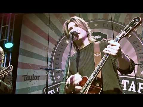 John Rzeznik Interview - NAMM 2012 with Taylor Guitars