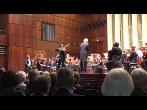 Sven Stucke plays Mozart Violin Concerto No. 5 in A mjor [complete]