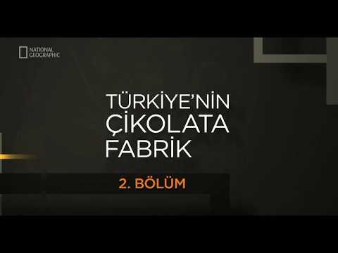 Turkey's Chocolate Factory Şölen - Part 2
