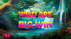 BIG WINS ON WILD APE (iSoftBet)