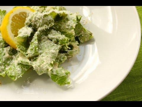 How to Make Creamy Caesar Salad Dressing Gluten Free