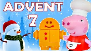 Toy Advent Calendar Day 7 - - Shopkins LEGO Friends Play Doh Minions My Little Pony Disney Princess