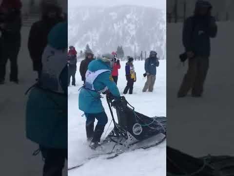 Alix - Alpine start