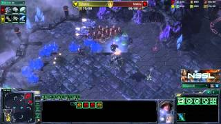 NSSL - Group Phase B - metic vs. Fububu - Game 2