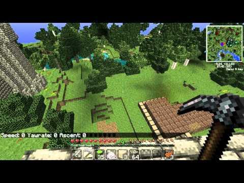 Minecraft Let's Play 15-Tiny Horses!!!
