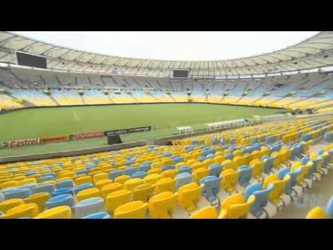 Maracana - Tour Brazilian football's spiritual home