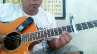 DORAEMON theme song (guitar accoustic solo cover?