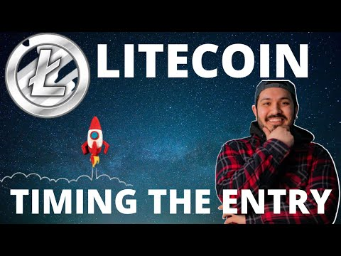 LITECOIN (LTC) - TIMING THE ENTRY - Technical Analysis