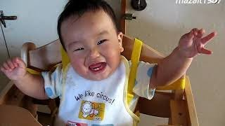 Funny Baby Video: Swinging his arms