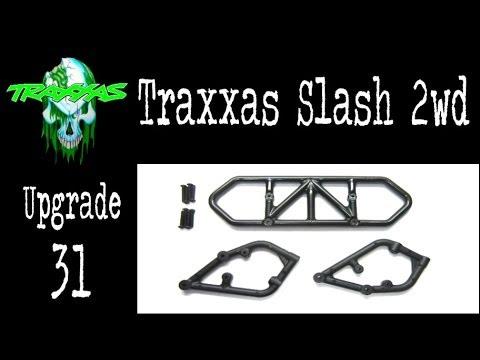 Creature - Traxxas Slash 2wd - Level 31 Upgrade - RPM Rear Bumper
