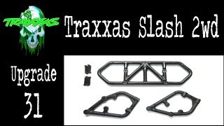 Creature - Traxxas Slash 2wd - Level 31 Upgrade - RPM Rear Bumper