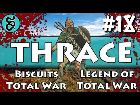 "Rome Total War - Thrace Co-Op Campaign ""Consuls of Thrace"" Part 18"