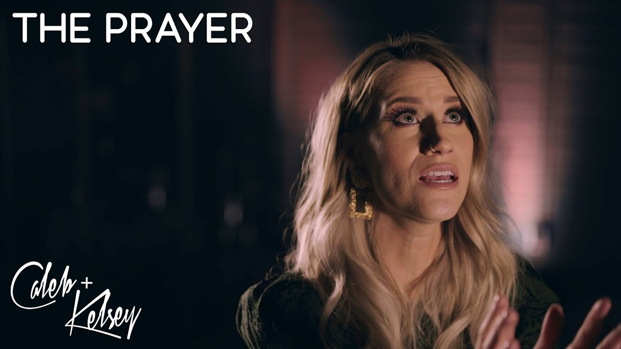 Christmas Worship The Prayer Caleb Kelsey Youtube