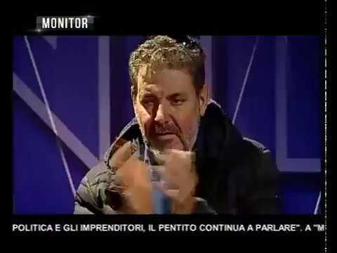 """MONITOR - LazioTV   'I CLAN, LA POLITICA E GLI IMPRENDITORI, IL PENTITO CONTINUA A PARLARE"""""""