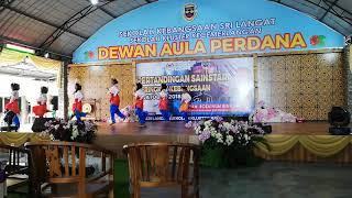 Aur Perindu SK Teluk Buloh - Tarian Tradisional Kreasi