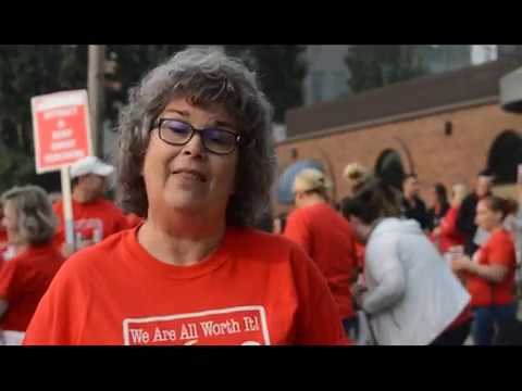 President of the Puyallup Educators Association Interview