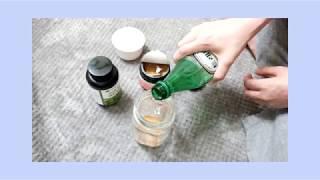 탄산수로 구기자 음료수 만들기