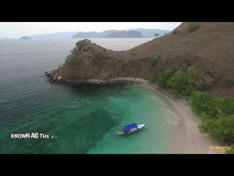 The Great Vacation in Pink Beach - Komodo Island Indonesia