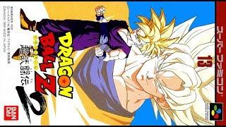 ANIME GAME - Dragon Ball Z Super Butouden 2 (Snes)