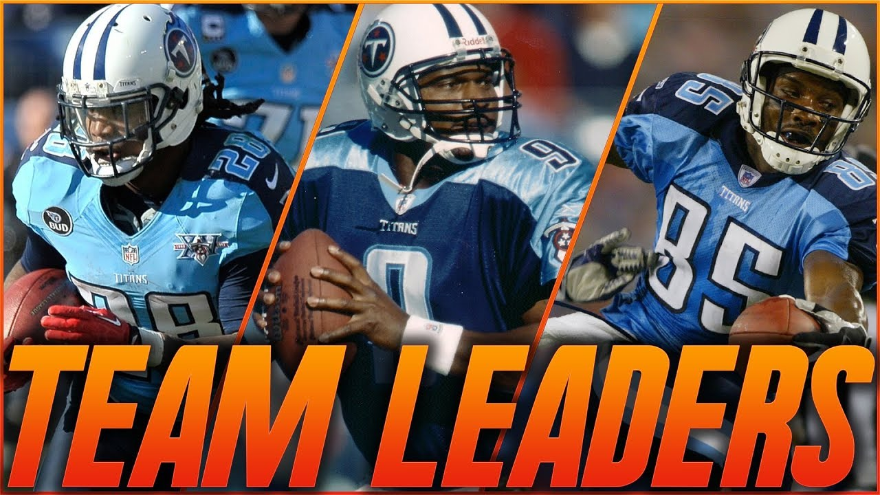 Can You Name Every NFL Team Leader For Each Offensive Stat Since 2000?