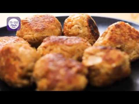 Tuna Balls - Baby Led Weaning Recipes