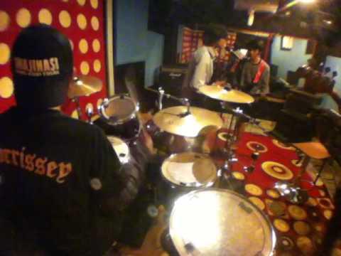 The Power Puff Boys - Lagumu (Dafeb Drumcam Cover)