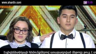 X Factor4 Armenia Diary 07 02 2017