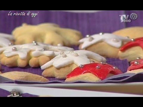Biscotti Di Natale Quel Che Passa Il Convento.Quel Che Passa Il Convento Biscotti Natalizi Youtube