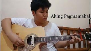 Aking Pagmamahal - Repablikan (Fingerstyle Guitar Cover)
