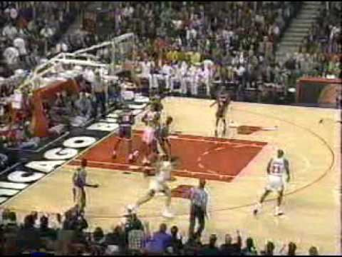 Lakers vs Bulls Season 96-97 part 1